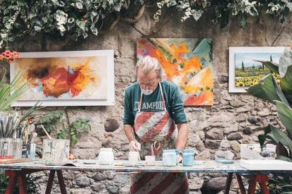 Therapies Involving Creative Arts Can Be Beneficial To People With Dementia