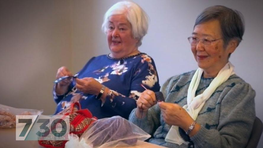 The innovation in aged care that could see nursing homes become a thing of the past - YouTube